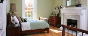 RMHC House in Richmond bedroom